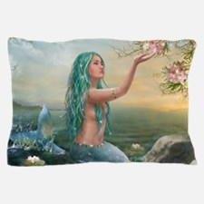 Marine Mermaid Pillow Case