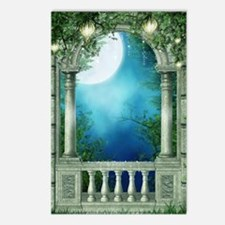 Summer Night Balcony Postcards (Package of 8)