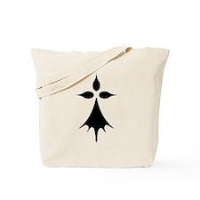 hermine bretonne symbole tattoo bretagne Tote Bag