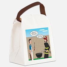 Dangerous Griller Canvas Lunch Bag