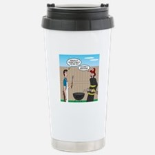Dangerous Griller Stainless Steel Travel Mug