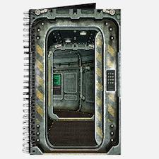 Space Ship Doorway Journal