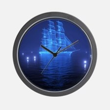 The Flying Dutchman Wall Clock