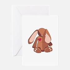 Velveteen Rabbit Greeting Cards