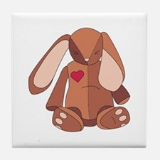 Velveteen Rabbit Tile Coaster