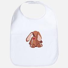 Velveteen Rabbit Bib