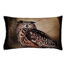 Halloween Owl Pillow Case