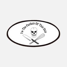 Captain of This Ship Patch