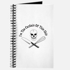 Captain of This Ship Journal