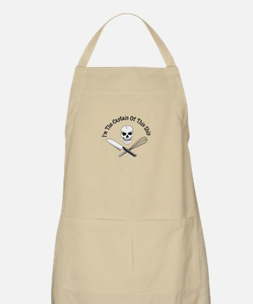 Captain of This Ship Apron