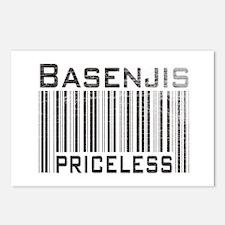 Basenji Dog Owner Lover Postcards (Package of 8)