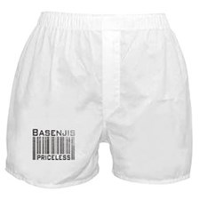 Basenji Dog Owner Lover Boxer Shorts