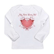 Unique Baby valentine's day Long Sleeve Infant T-Shirt