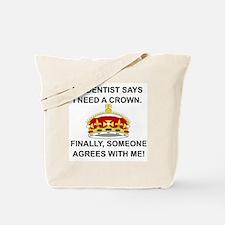 Cute Dentist Tote Bag
