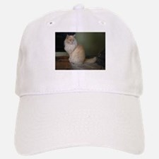 red tip persian cat Baseball Baseball Cap