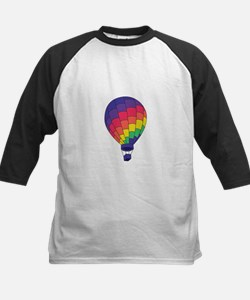 Hot Air Balloon Baseball Jersey