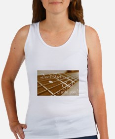 Unique Guitar god Women's Tank Top