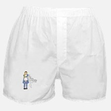 Very Merry Unbirthday Boxer Shorts