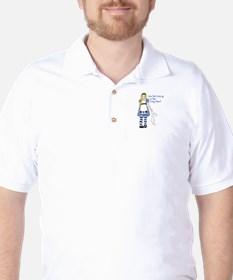 This Crazy Place Golf Shirt
