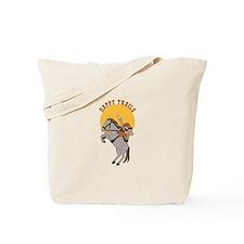 Happy Trails Tote Bag