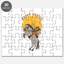 Happy Trails Puzzle