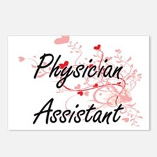 Physician Assistant Artis Postcards (Package of 8)