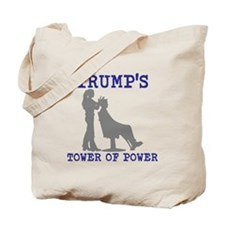 DONALD'S ALMOST 1ST CUT Tote Bag