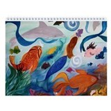 Mermaid Calendars