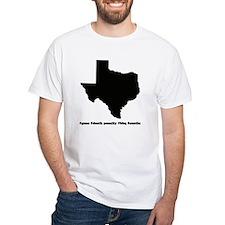 Texas Hashtags T-Shirt