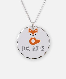 Cute Fox Necklace