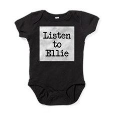 Cute Ellie Baby Bodysuit