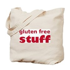 Make mine GLUTEN FREE please. Tote Bag