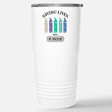 Saving Lives MMode Past Travel Mug