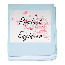 Product Engineer Artistic Job Design baby blanket