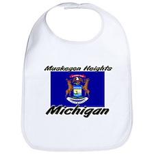 Muskegon Heights Michigan Bib