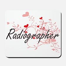 Radiographer Artistic Job Design with He Mousepad