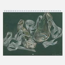 Ballet 1 Wall Calendar
