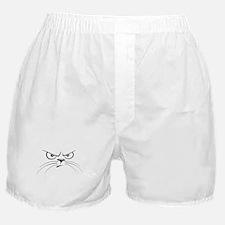 Cute Angry Boxer Shorts