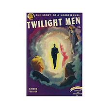 """Frig. Magnet - """"Twilight Men"""""""
