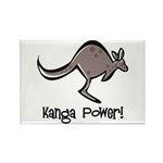 Kanga Power! Rectangle Magnet (100 pack)
