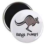 Kanga Power! Magnet