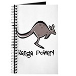 Kanga Power! Journal
