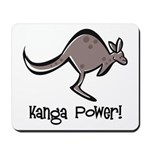 Kanga Power! Mousepad