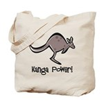 Kanga Power! Tote Bag