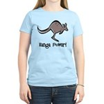 Kanga Power! Women's Light T-Shirt