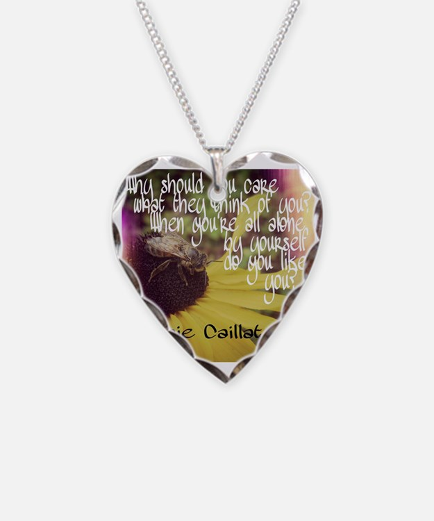 Do You Like You Colbie Cailla Necklace