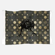 Spotted Raven Pillow Case