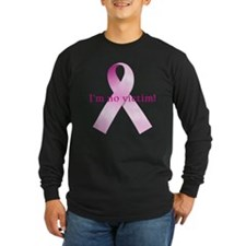 Cute Pink breast cancer T