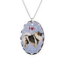 Keeshond Necklace