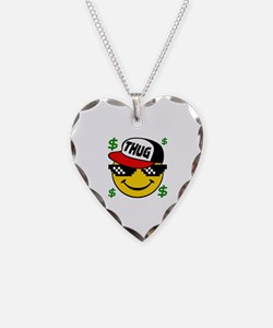 Funny Thug Necklace